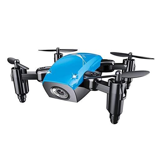 JJDSN Mini Drone per Bambini, quadricottero RC Nano con/Mantenimento dell'altitudine, modalità Senza Testa, con sensore di gravità, Controllo vocale, Controllo dei gesti, Mantenimento dell'altit