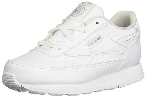Reebok Baby CL Renaissance Sneaker, White, 5 M US Infant