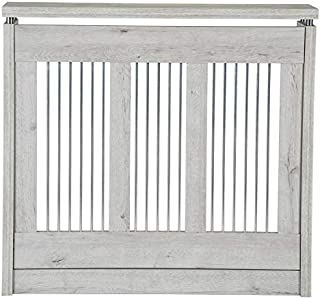 TOP KIT   Cubre radiador Cristian 3091-90 x 84 x 18   Blanco Mozart