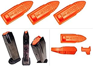 3 Pack - TRT Tap Rack Dry Fire Safety Training Aid 9MM/.40 cal Pistol Magazine Dummy Ammo
