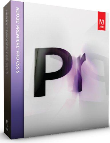 Adobe Premiere Pro Creative Suite 5.5 MAC [import allemand]
