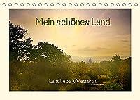 Mein schoenes Land - Landliebe Wetterau (Tischkalender 2022 DIN A5 quer): Laendliche Szenen aus der hessischen Wetterau (Monatskalender, 14 Seiten )