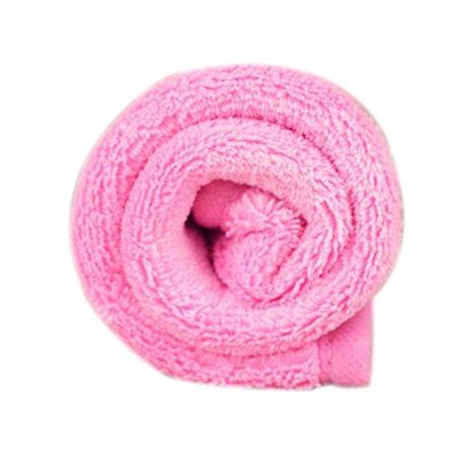 Couverture Chien/chat Angelof Plaid Couverture Chiot Polaire, Hiver Couverture Chien Chaude Polaire Pour Niche Canape (Rose)