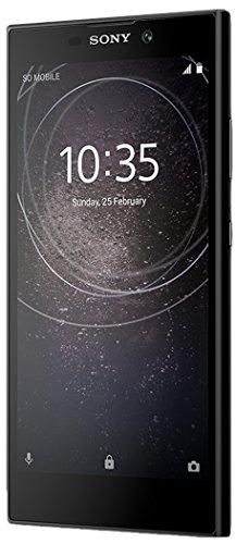 Sony Xperia L2, 5.5' Display Unlocked, 3+32GB, 13+8 MP Camera - Black