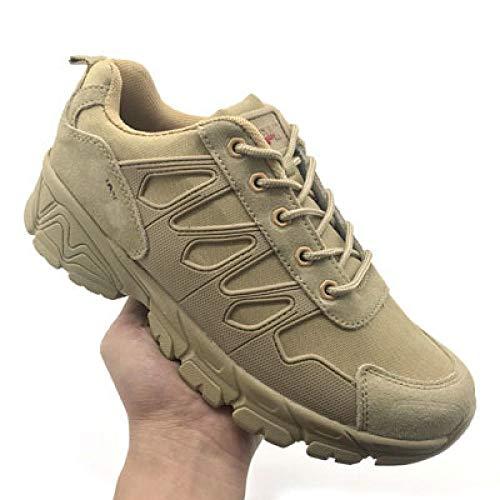 Aerlan Gym Shoes Lightweight Shoes,Zapatos de Senderismo Bajos al Aire Libre, Botas de Lucha Zapatos de Senderismo para Hombres-Card_41,Botas de montaña Deportivas