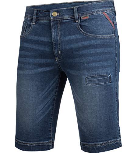 WÜRTH MODYF Bermuda de Travail en Jeans Stretch X Taille 54