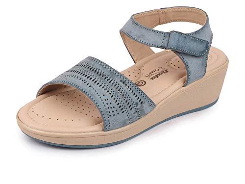 BATA Women's Comfi Fashion Sandals Price in India