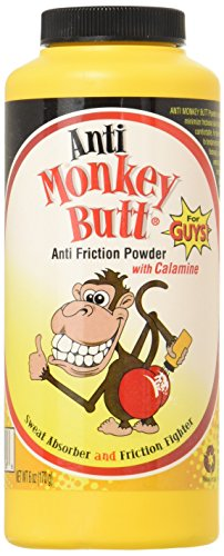 Anti Monkey Butt Powder 6 Ounce, Pack of 3