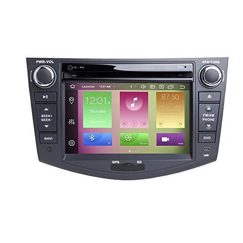 para Toyota RAV4 2006-2012 Android 10.0 Octa Core 4GB RAM 64GB ROM...