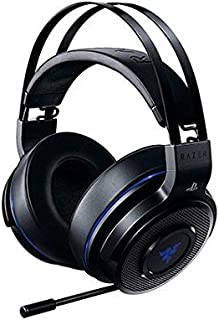 Razer Thresher for PlayStation - Wireless Gaming Headset for PS4, PS5 and PC (Wireless Headphones, 16 Hours of Battery Lif...
