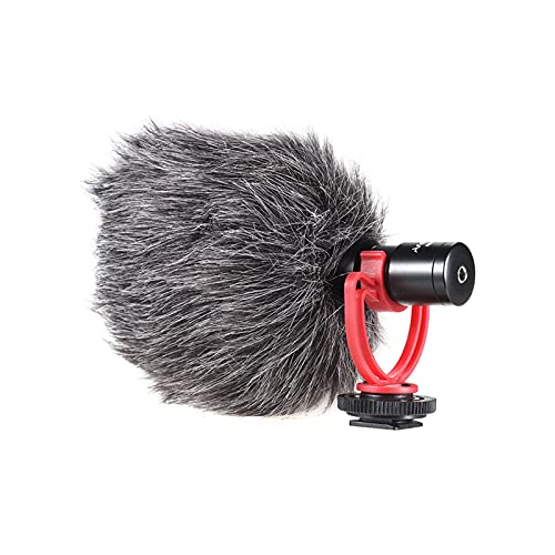 AD-M2 Microfone Condensador Cardióide Direcional Microfone de Construção de Vídeo Mic 3.5mm Plug para o 6/6 plus para samsung Tablet PC de Smartphone para Nikon Sony DSLR
