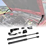 Front Bonnet Hood Gas Springs struts Shock Lift Supports Fit For Nissan...