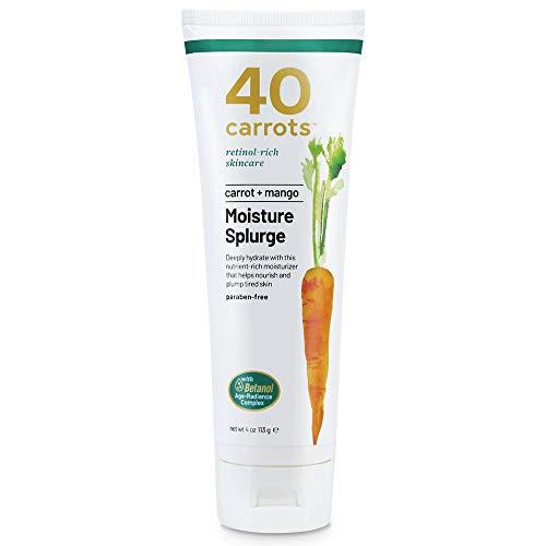 40 Carrots Retinol Rich Face Mango Facial Moisture Splurge