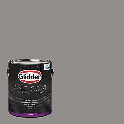One Coat - Glidden - Interior Paint & Primer, Gray/Black Paint Color