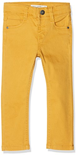 Name It NMMTHEO TWIADAM Pant Noos Pantalon, Jaune (Sunflower Sunflower), 92 Bébé garçon
