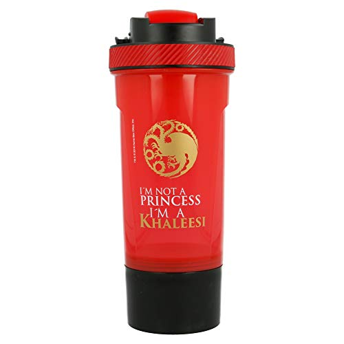 Botella Shaker 850 ML   Juego DE Tronos KHALEESY