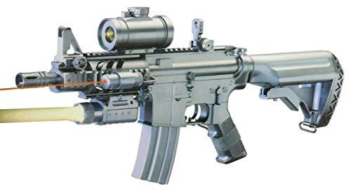 Evil Wear Elektro Softair Gewehr Komplett Set 0,5 Joule