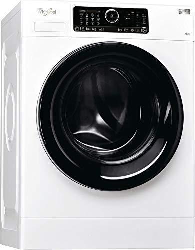 Whirlpool FSCRM90432, Lavatrice a Carica Frontale a Libera Installazione, 9 Kg, A+++, 1400 Giri/Min