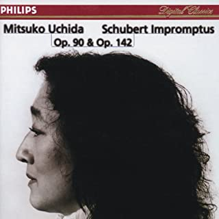 Schubert: Impromptus, D.899 & D.935 ~ Uchida