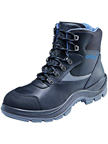 Alu-Tec 735 XP S1 - Zapatos de seguridad, color Negro, talla 41 EU