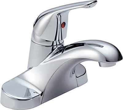 Delta Faucet B510LF, 4.25 x 6.13 x 4.25 inches, Chrome