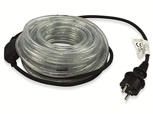 Grundig Lichterkette Lichtschlauch 144 LED für Innen und Außen