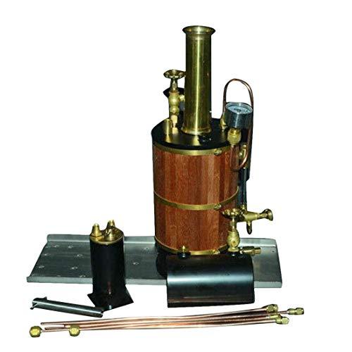deguojilvxingshe Modell Dampfkessel, DIY Vertikal Dampfkessel Modell für Schiff Dampfmaschine Modell