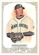 Seattle Mariners Felix Hernandez Stock Images Used on most cards under $10. Contact Seller if you have questions! Multiple Card Orders are combined! All Cards are shipped to maxmize security & safety of your item(s)