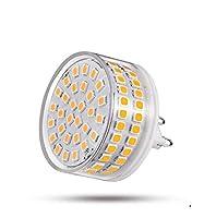 6個 LED バルブ調光可能 G9 AC120V 220V 8W 90LEDS MD2835 フリッカーなしLEDライトランプ 780LM シャンデリアライト 80W ハロゲン照明を交換
