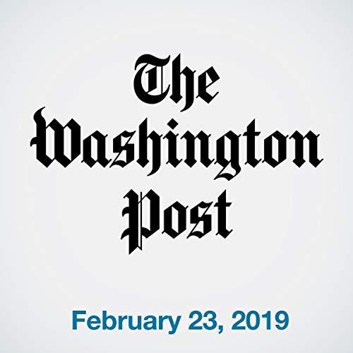 February 23, 2019 copertina