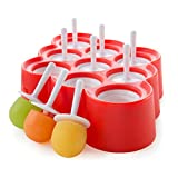 Zoku Mini Pop Molds, 9 Miniature...