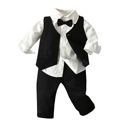 Sayla Babykleidung Winter Outfit Neugeborene Jungen Anzug Smoking Klein Kinder Anzug Set Hochzeit Festliche Kleidung Gentleman Anzüge Baumwolle