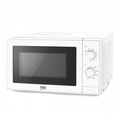 BEKO MGC 20100–W autonome 20L weiß–Mikrowelle
