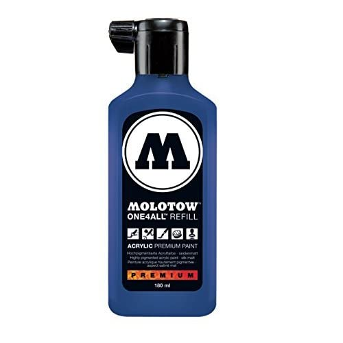 Molotow One4All Refill 180Ml True Blue by Molotow