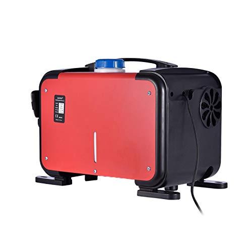Air Diesel Heizung Air Standheizung 8KW 12V Diesel Luftheizung Kraftstoff Auto Heizung Lufterhitzer Mit Fernbedienung LCD Monitor Für RV, Boote, LKW, Wohnmobil Anhänger, Wohnmobile