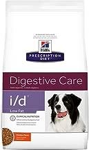 Hill's Prescription Diet i/d Digestive Care Low Fat Chicken Flavor Dry Dog Food 17.6 lb