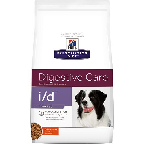 Hill's Prescription Diet i/d Digestive Care Low Fat Chicken Flavor Dry Dog Food