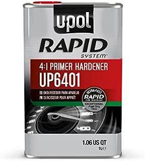 U-Pol 6401 Rapid System Primer Hardener, Clear, 1 Liter Tin