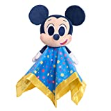 Disney Junior Music Lullabies Lovey Blankie, Mickey Mouse, Baby Toys 0 to 6 Months, Amazon Exclusive, by Just Play