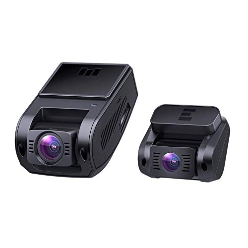AUKEY Dash Cam Dual 1080P HD Front and Rear Dash...