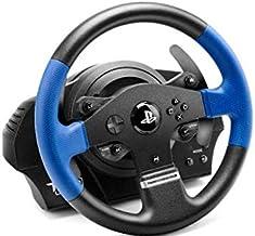 عجلة قيادة لاجهزة بلاي ستيشن 4/3 من ثرست ماستر T150