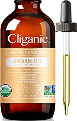 USDA CERTIFIED ORGANIC ARGAN OIL - the strict oversight of USDA ensures the integrity of our Organic Cold Pressed Argan Oil. In other words, it's really 100% ORGANIC. 100% PURE, ONLY ONE INGREDIENT - Our Premium Argan Oil Organic is 100% Pure & Natur...