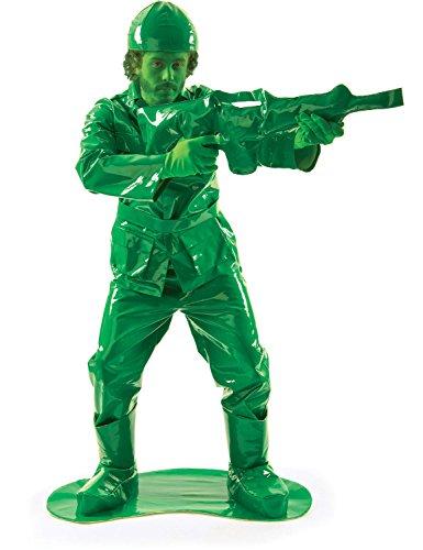 ORION COSTUMES Hombre Ejrcito soldado de juguete figurilla pelcula Disfras a la moda, XL