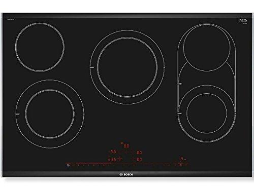 Bosch PKM875DP1D Serie 8 Kochfeld Elektro / Ceran/Glaskeramik / 81,6 cm / Direct Select Premium / schwarz
