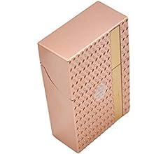 STRIR Caja de Cigarrillo,Cigarette Case de plástico Duro (F): Amazon.es: Equipaje