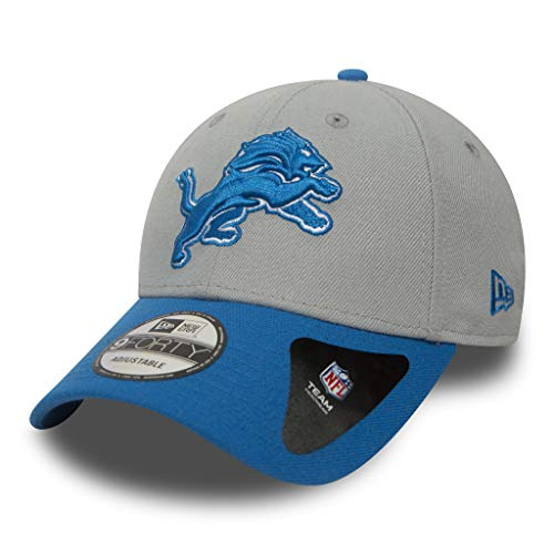New Era NFL American Football Collection Detroit Lions NFL Teamsport National Football League 9Forty Adjustable