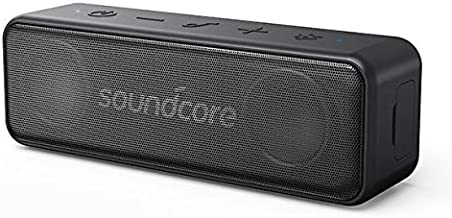 Anker Soundcore Motion B, Portable Bluetooth Speaker, with 12W Louder Stereo Sound, IPX7 Waterproof, and 12+ Hr Longer-Las... photo