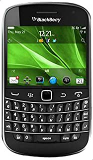 BlackBerry 9900 Bold (8 GB, WiFi, Black)