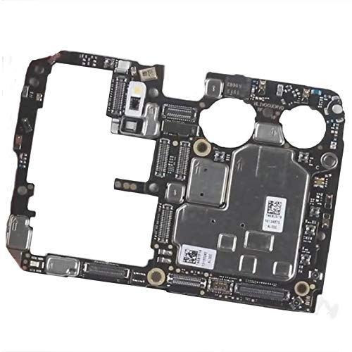 DZWLYX Computer Motherboard Phone Mainboard Replacement, Original Full Working Fit for Huawei P30 Pro Motherboard 256GB Global Version