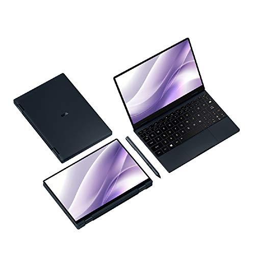 OneMix4 10.1 inch 2 in1 Ultra-Thin Laptop (11th Core Tiger Lake-Y Core i5-1130G7 / Iris Xe Graphics 80Eu/ Windows 10 Home / 10000mAh Battery / Wi-Fi6 / 2560x1600 FHD LTPS Touch Screen) (8GB/256GB)
